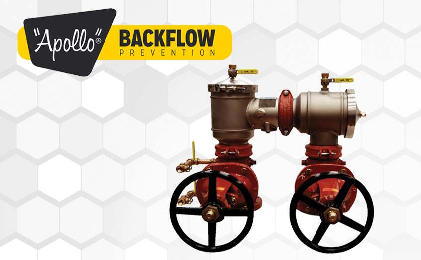 Now Representing Apollo Valves Backflow Products