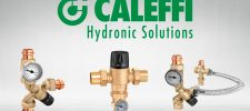 Caleffi Mixing Valves for Residential Applications