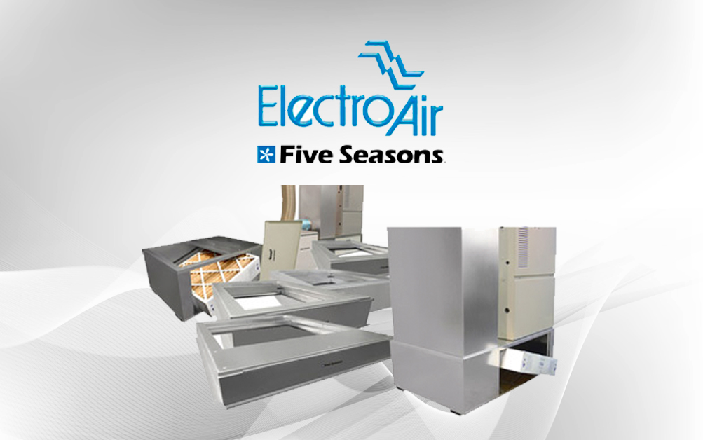 Pepco ElectroAire Five Seasons Filter Housing