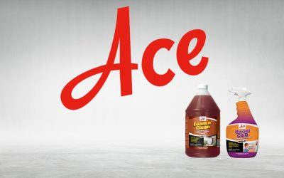 ACE Chemical Foam and Clean