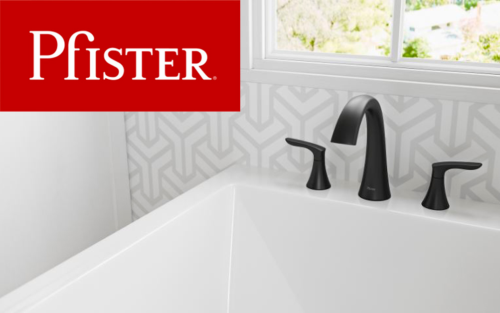 Pfister Faucets – Weller Collection