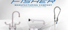 Fisher – Manufacturing Commercial Applications