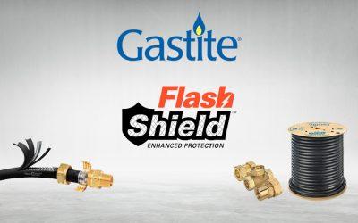 Gastite – FlashShield System